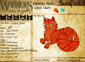 Sunfire ref sheet for WVS by limegreenleaf