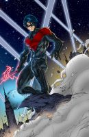 Nightwing by J-Skipper