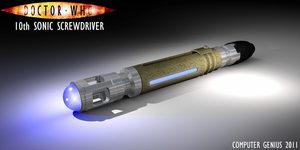 Sonic Screwdriver v3.0 alt by ComputerGenius