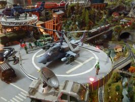 Kamov Ka-52 Russian Attack helicopter by Krulos