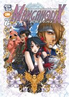 Mangaholix Issue 6 by ComiPa