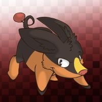 Tepig by BatLover800