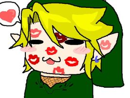 Link in love with his fans by girloveslink