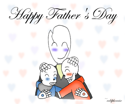 Happy Father's Day by coldphoenix1