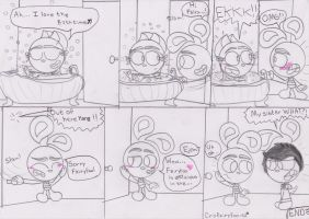 The Bath Time???? xD by RegularBluejay-girl