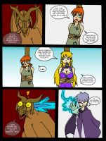 Fantasy Problem: Paths 1 by CrazyCowProductions