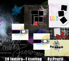 Texture pack 2 by Fruzsina98