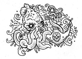 squid tat concept 1 by 00sjcx