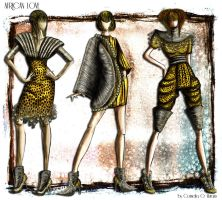African Love - Outfits by Nellista