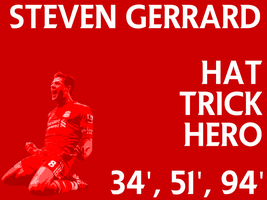 Hat Trick Hero (1) by LiverpoolFC8