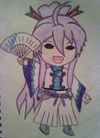 Chibi Gakupo by TheDuellist22