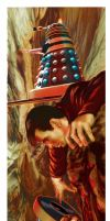 Daleks Doomsday Pg5 by BrianAW