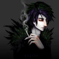 Raven 2 by Ajgiel