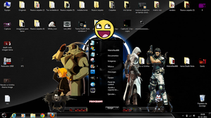 tema MatrixNeo666 windows 7 by MatrixNeo666