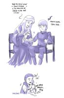 Mummy knows best by laurbits