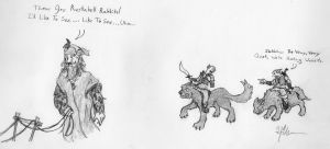 Rustabell Rabbits by Feanor-the-Dragon