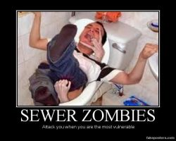 Sewer Zombie by Tank93