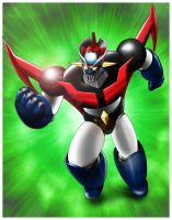Mazinger Z by SeanyP40