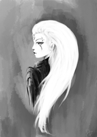Diana by themagicwalrus