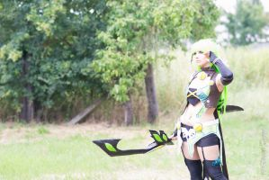Rena Trapping Ranger - Elsword Cosplay I by ArashiHeartgramm