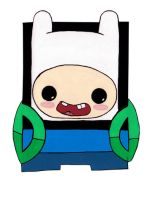 Adventure time! - Finn by Squaracters