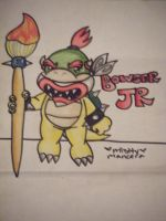 bowser junior by cbrown1892