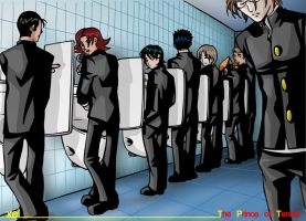 Seigaku Toilet by xel-