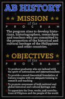 AB History Mission and Objective by darkchronix95