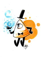 Bill Cipher by NellyOnly