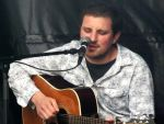 Just singing and playing my guitar by Clangston