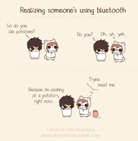Bluetooth~ by EmilysDiary