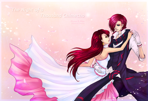 UBF Prom: The Perfect Waltz by dawnshue