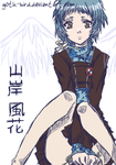 Persona 3 : A Team's Angel by goth-bird
