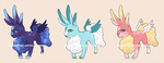 Lusterkani adopts (OPEN) closed species by soo-adopts