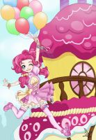 My Little Pony - Pinkie Pie by anime234dotcom