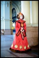 Amidala: Queen of Naboo by ferpsf
