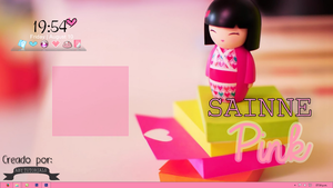 Screenshot #9 para W8 : Shaine Pink by ForeverYoung320