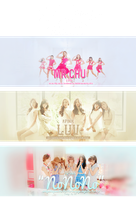 Pack Covers APINK by leebo-zing-ddh