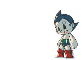 astroboy wallpaper by seanlon