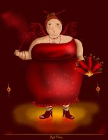 Red Fairy by Sadir89