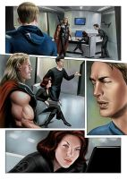 Avengers Movie - Comics by JoeTromundo