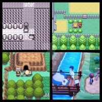Pokemon X And Y  -  Snorlax Is In The Game! ^_^ by TheLunarCrash