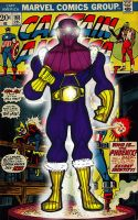 2nd Classic Baron Zemo by RWhitney75
