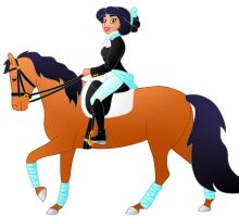 Disney Athletes: Jasmine by Willemijn1991