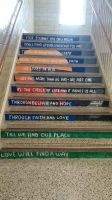 Lion King Stairs by pureheart12