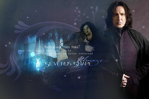 Severus Snape by drkay85