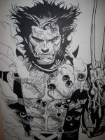 Wolverine by LaughingAndroid