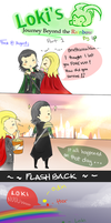 Loki's Journey Beyond the Rainbow Part 1 by HNLee