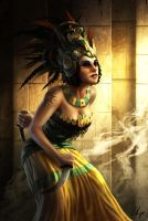 cleopatra by CrackBag