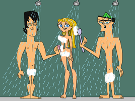 The Sexy Shower by PrincessBeautiful
